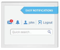 Easy notifications