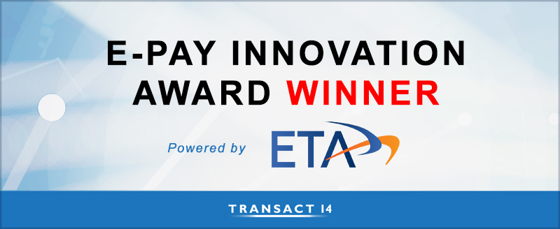 E-Pay Innovation Award Winner